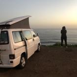 Mit dem Campingbus durch Teneriffa